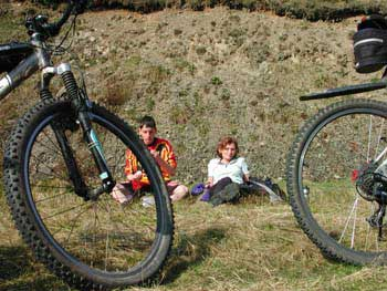 Mountainbiken Harz, Bad Grund
